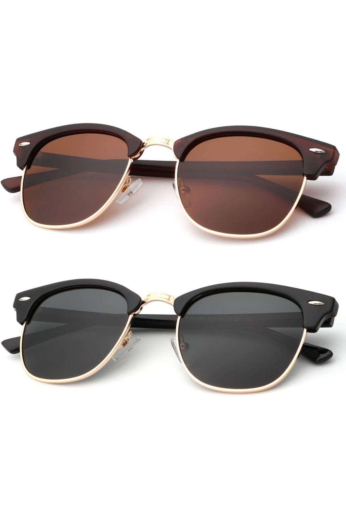 فروش عینک دودی مردانه  برند Nilu Moda رنگ مشکی کد ty103755844