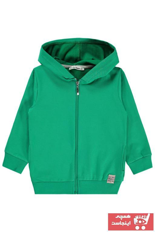 مدل سویشرت 2021 برند Al-Giy رنگ سبز کد ty104130100