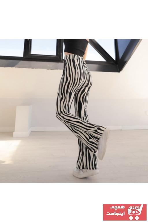 شلوار جین زنانه برند NONA رنگ مشکی کد ty104312626