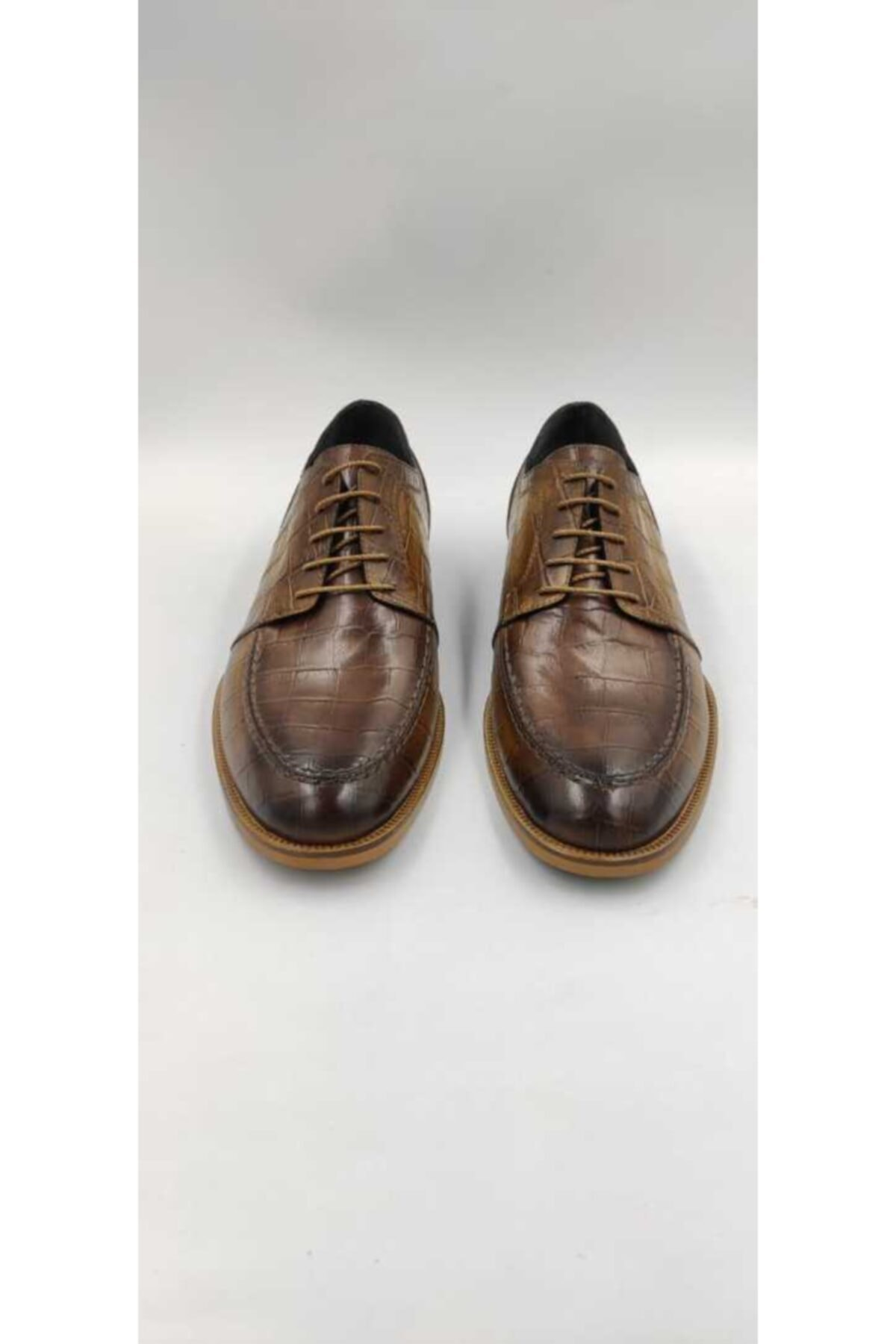 کفش کلاسیک زمستانی مردانه برند BRANDER رنگ قهوه ای کد ty104641421