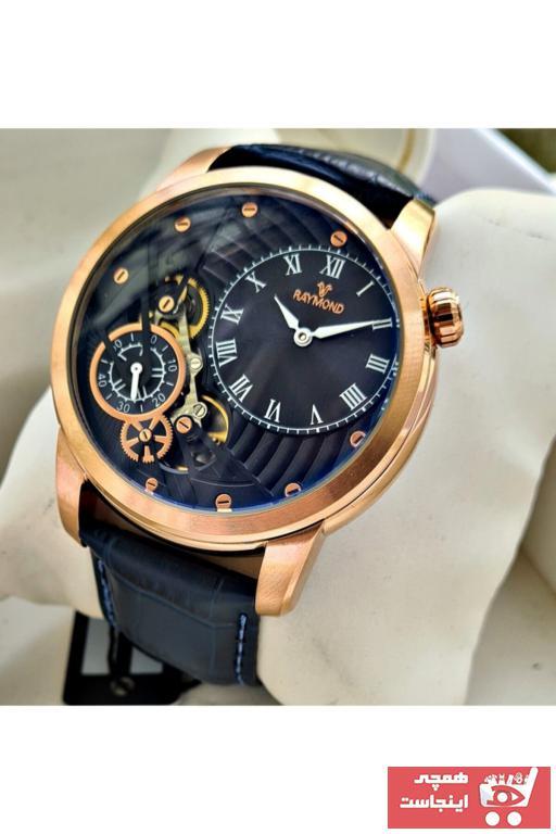 خرید ساعت مردانه  برند Raymond رنگ لاجوردی کد ty105198132