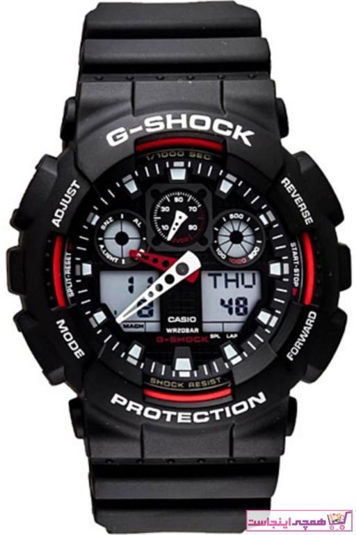 خرید ساعت مردانه  برند کاسیو کد ty1058779