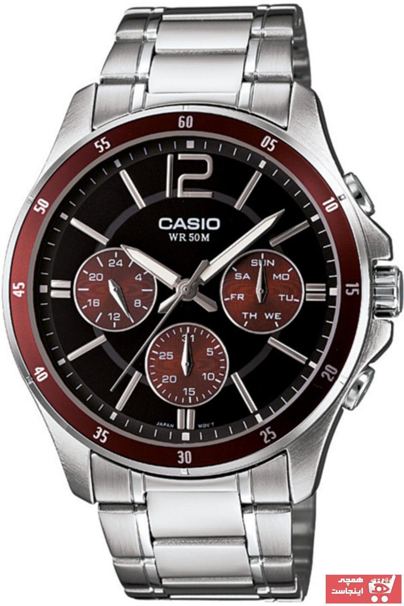 خرید ساعت مردانه برند Casio کد ty1059597