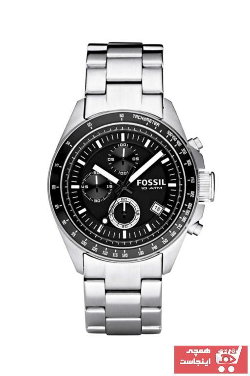 سفارش ساعت مچی مردانه لوکس اصل برند Fossil کد ty1120525
