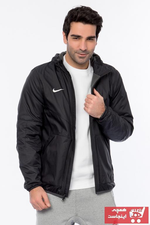 خرید اینترنتی گرمکن ورزشی مردانه برند Nike رنگ مشکی کد ty1298395