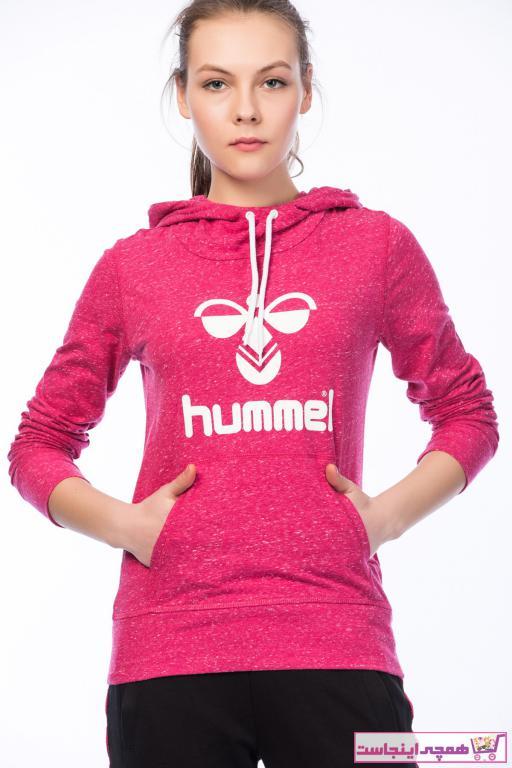خرید اسان گرمکن ورزشی مردانه پیاده روی جدید مارک هومل رنگ صورتی ty1777934