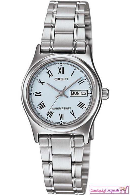 خرید پستی ساعت شیک زنانه2021 برند کاسیو کد ty1818866