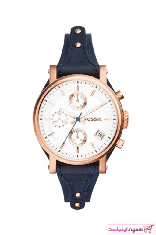 خرید اینترنتی ساعت زنانه برند Fossil کد ty1984630