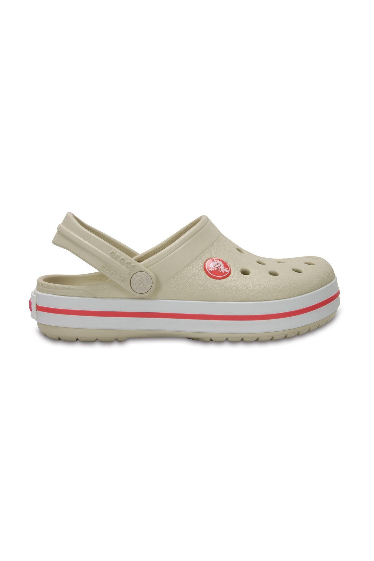 دمپایی خاص بچه گانه پسرانه برند Crocs Kids رنگ بژ کد ty2363840