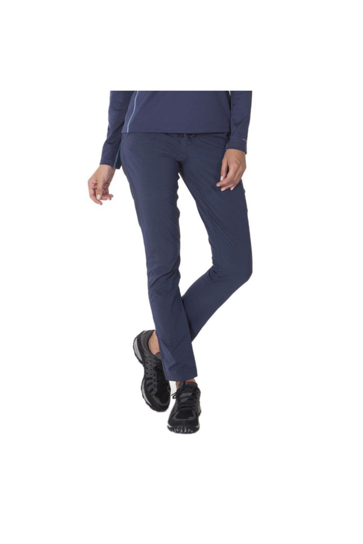 خرید پستی شلوار ورزشی مردانه پارچه نخی برند کلمبیا رنگ لاجوردی کد ty2559682