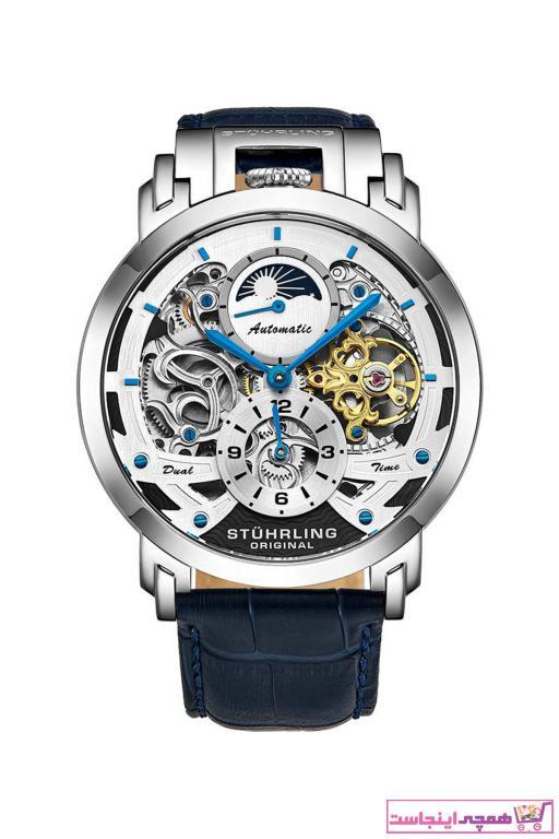 خرید ساعت مردانه  برند Stührling رنگ لاجوردی کد ty31069385