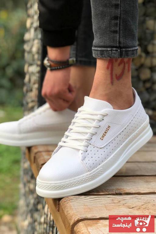 قیمت کفش اسپرت مردانه برن Chekich کد ty31263134