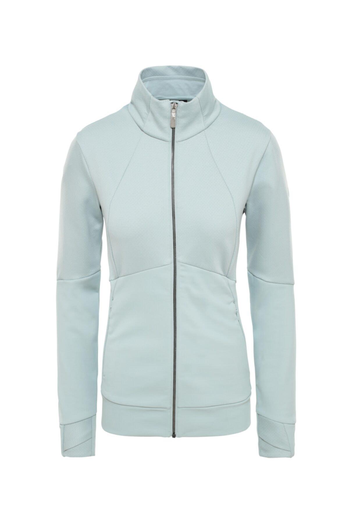 سفارش گرمکن ورزشی ارزان زنانه برند The North Face رنگ آبی کد ty31266919