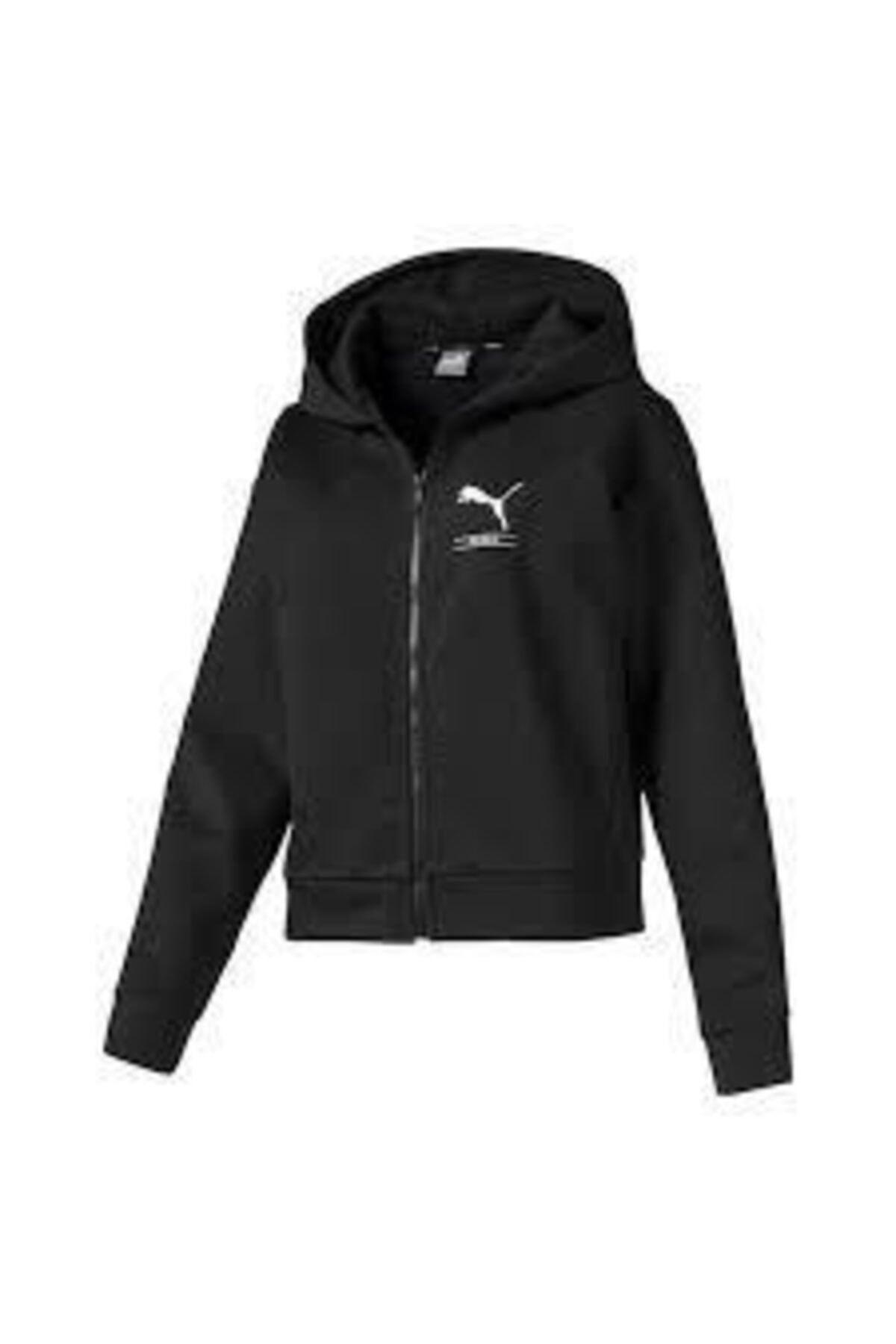 خرید اینترنتی گرمکن ورزشی بلند برند Puma رنگ مشکی کد ty31274411