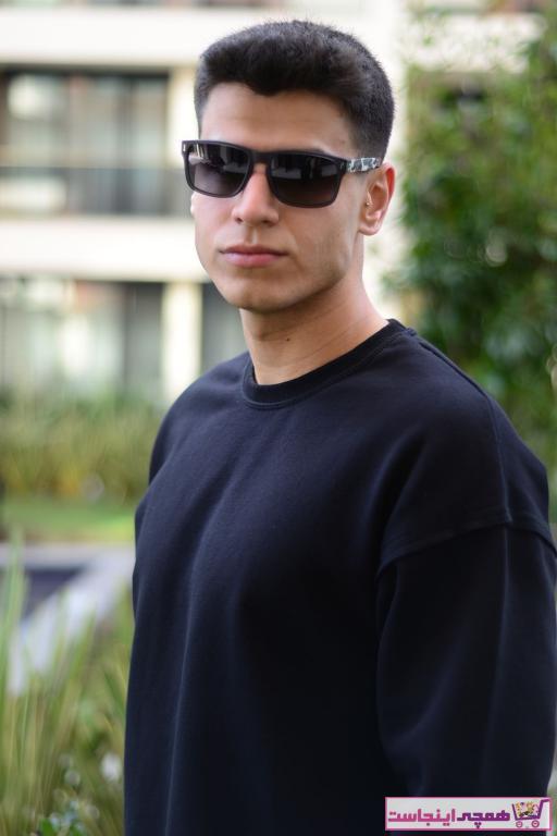 خرید اینترنتی عینک آفتابی مردانه از استانبول برند HAWK کد ty31280547