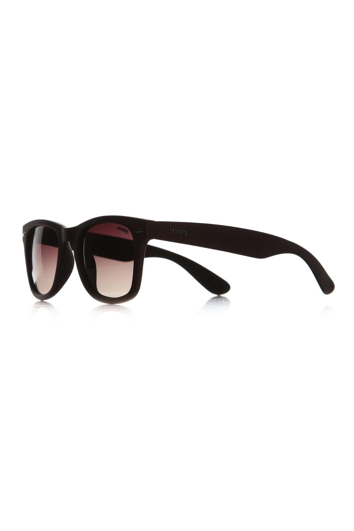 خرید نقدی عینک دودی پاییزی مردانه برند HAWK کد ty31285425