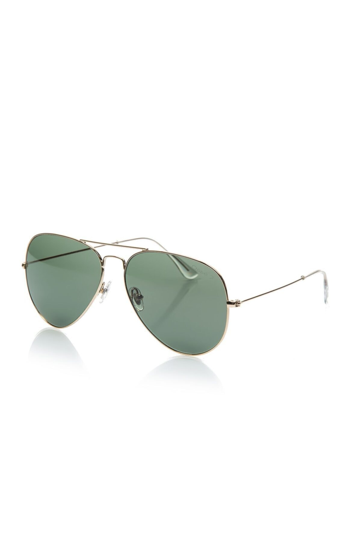 خرید انلاین عینک آفتابی جدید  اسپرت شیک برند Osse رنگ طلایی ty31285509