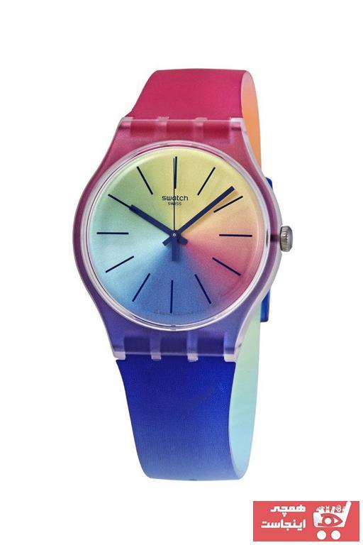 خرید ساعت مردانه اصل برند Swatch کد ty31696932