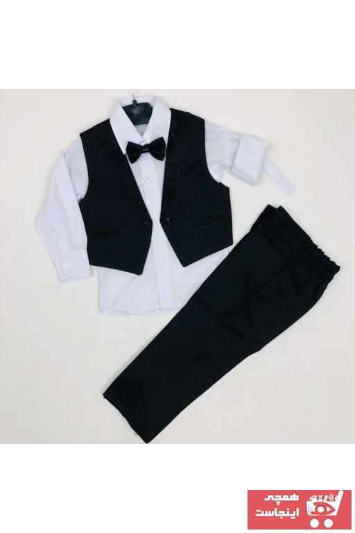 خرید اینترنتی لباس مجلسی پسرانه برند Terry رنگ مشکی کد ty32023641