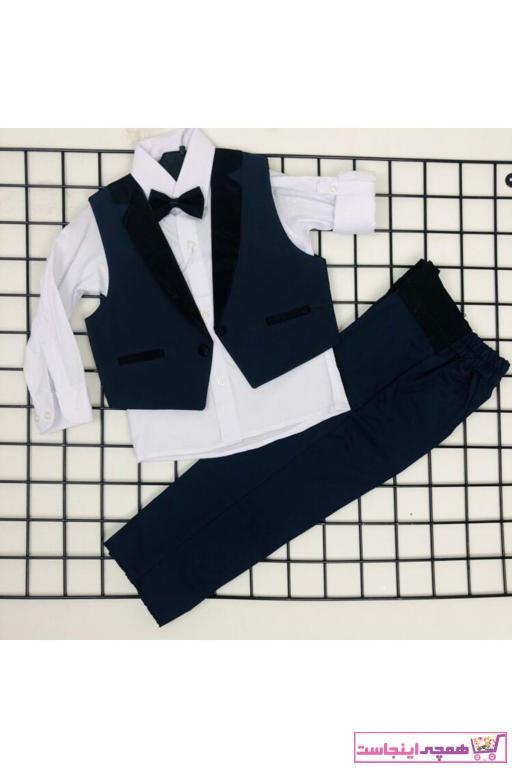 لباس مجلسی بچه گانه ترکیه برند Terry رنگ لاجوردی کد ty32023651