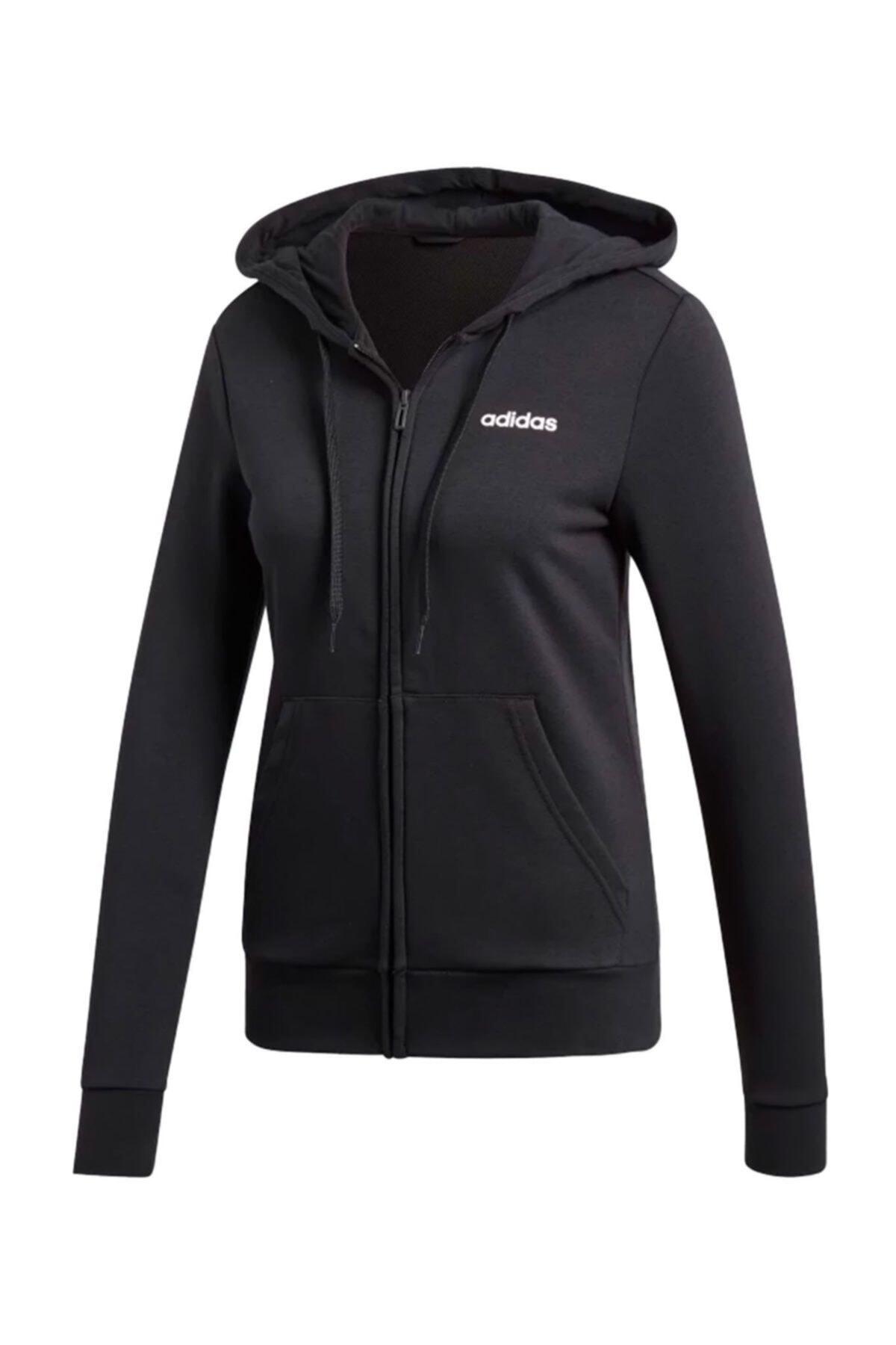 خرید انلاین گرمکن ورزشی جدید زنانه شیک برند ادیداس رنگ مشکی کد ty32636428
