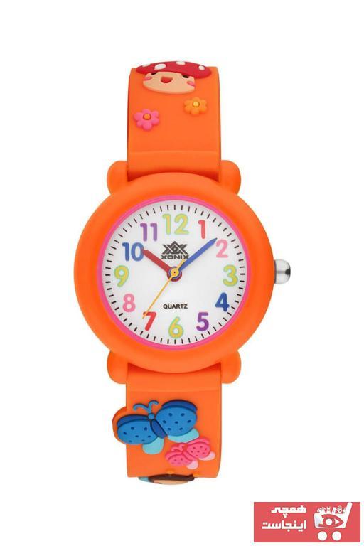 ساعت اورجینال برند XONIX رنگ نارنجی کد ty32955394