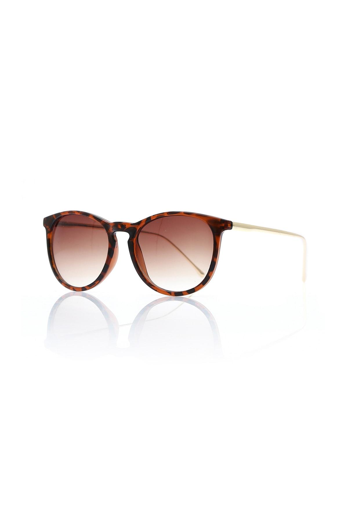عینک آفتابی زنانه مجلسی برند By Harmony رنگ قهوه ای کد ty33002759