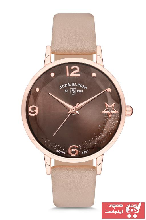 خرید انلاین ساعت زنانه برند Aqua Di Polo 1987 رنگ صورتی ty33193594