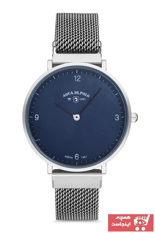خرید ساعت مردانه اورجینال برند Aqua Di Polo 1987 رنگ نقره کد ty33193662