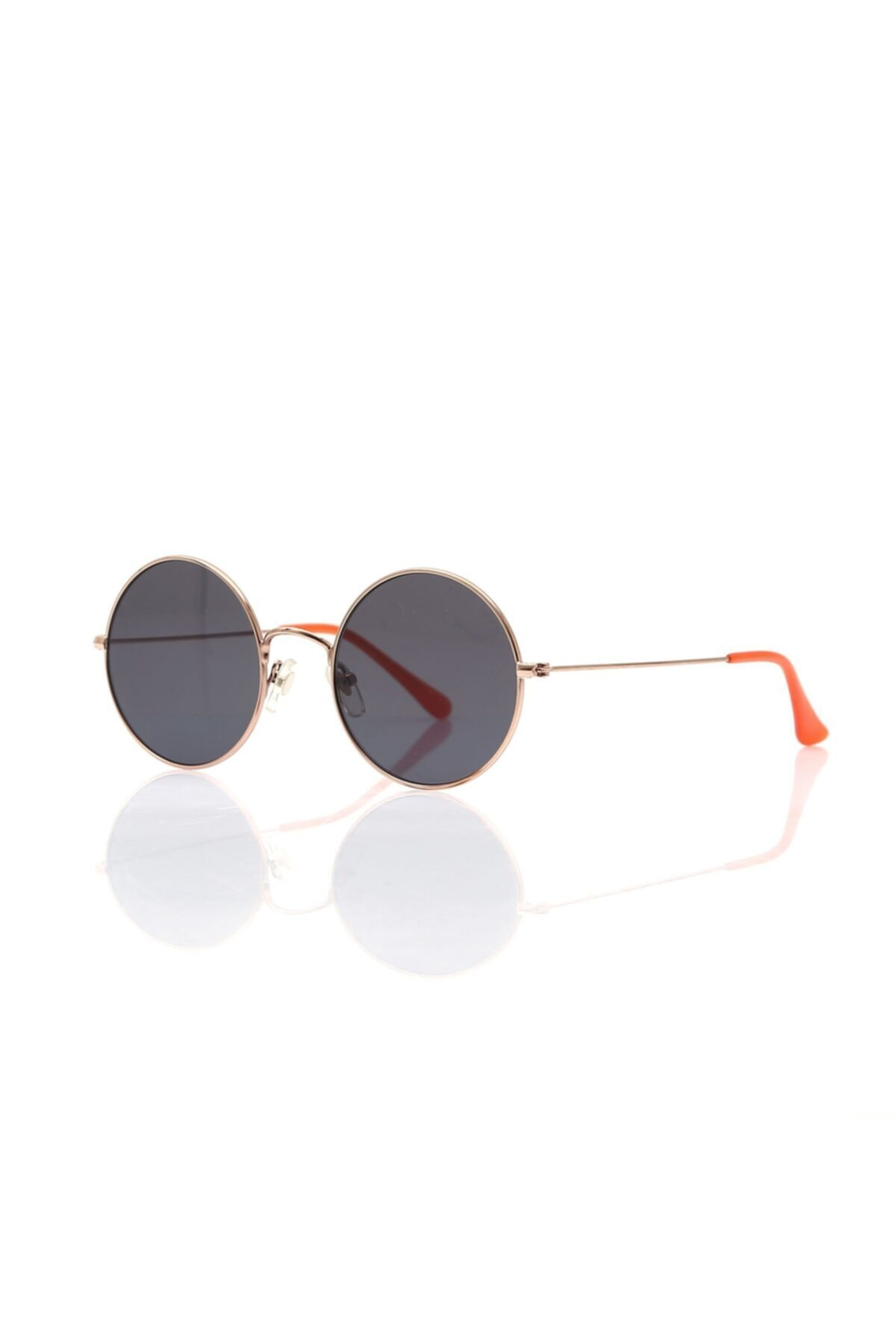 عینک آفتابی زنانه برند HAWK رنگ زرد ty33808566