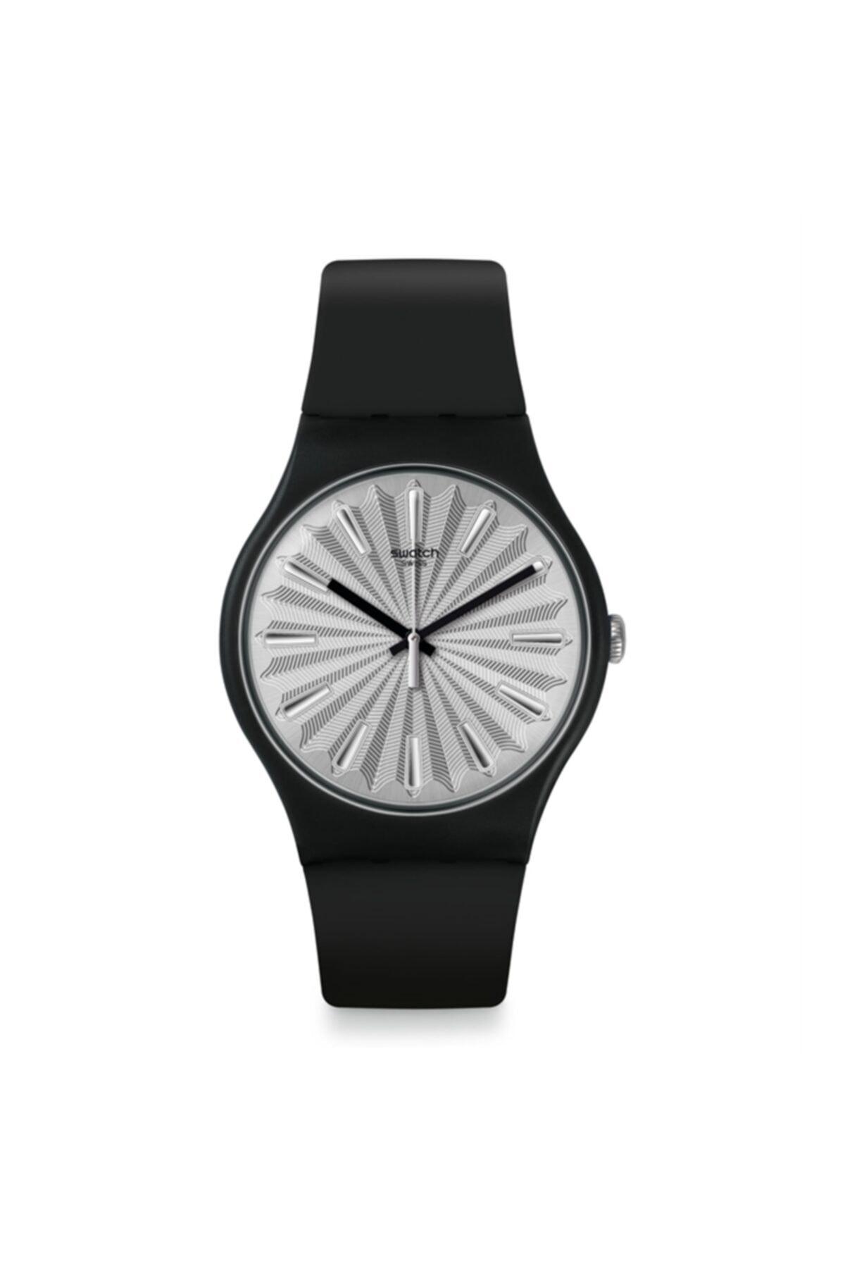 خرید انلاین ساعت مچی مردانه 2021 برند Swatch رنگ مشکی کد ty33910118