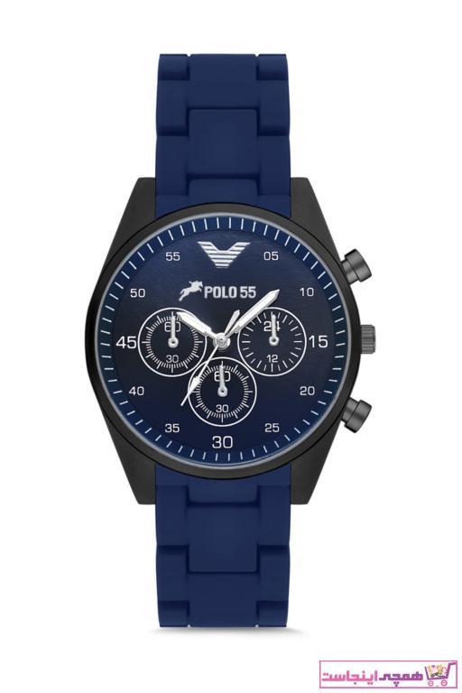خرید ساعت مچی زنانه لوکس 2021 برند پولو 55 رنگ لاجوردی کد ty34039336
