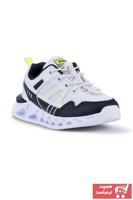 کفش اسپرت بچه گانه پسرانه اصل برند Jump کد ty34145107