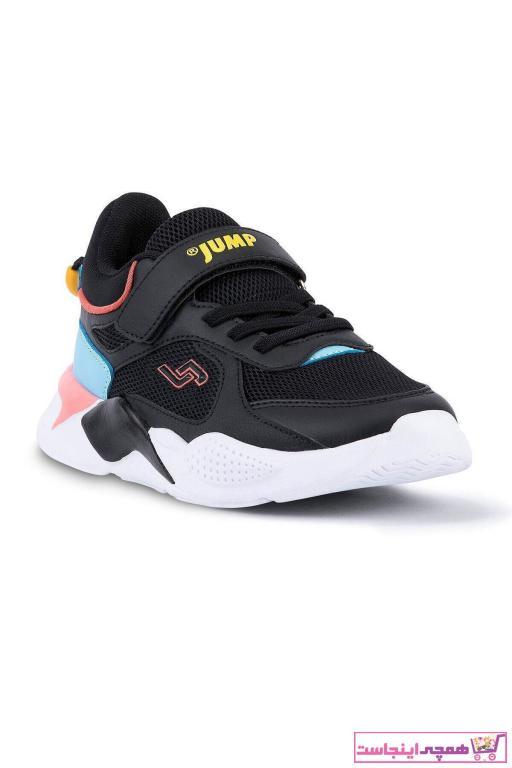 خرید انلاین کفش اسپرت زیبا بچه گانه دخترانه برند Jump رنگ مشکی کد ty34145393