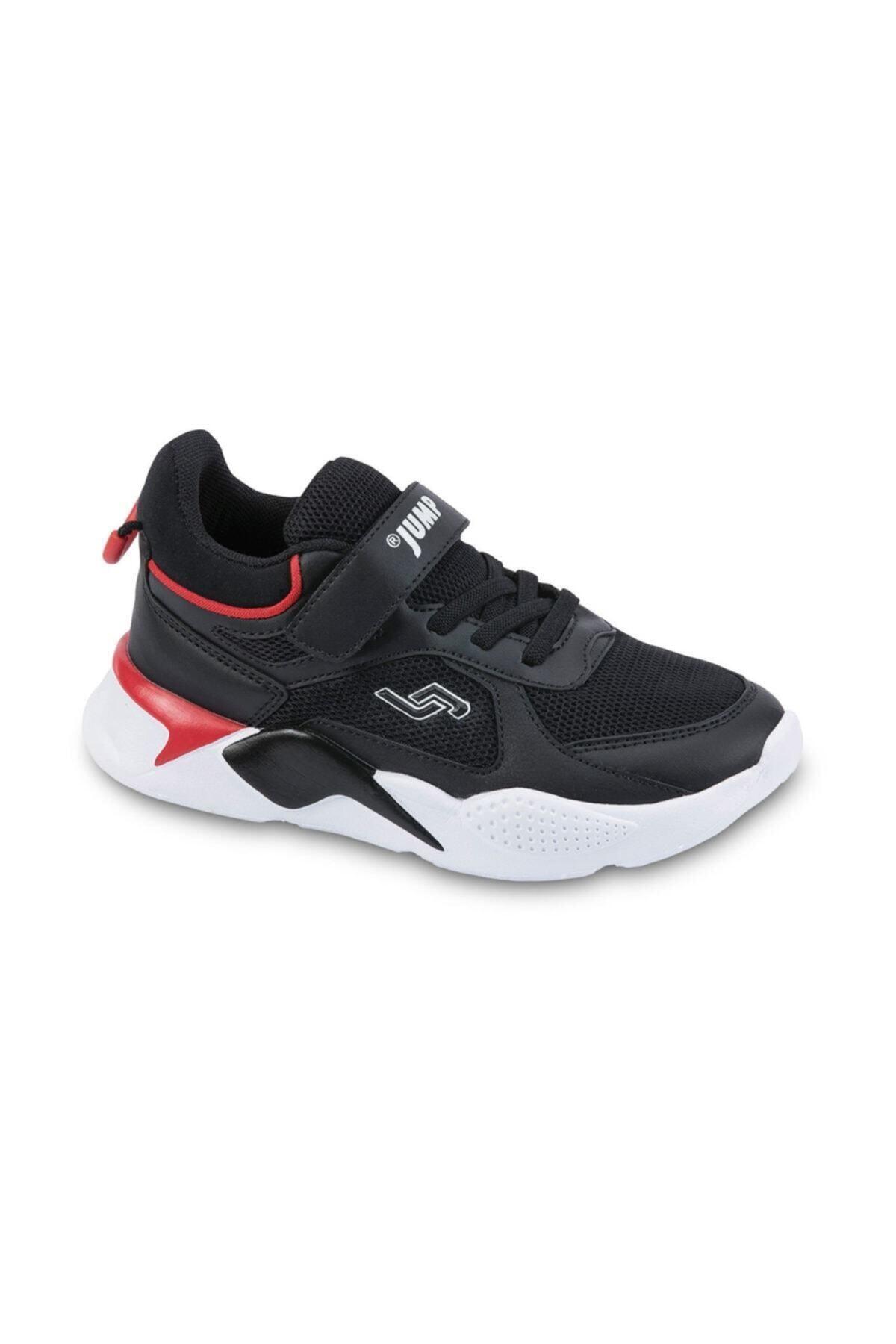حرید اینترنتی کفش اسپرت بچه گانه دخترانه ارزان برند Jump رنگ مشکی کد ty34145407
