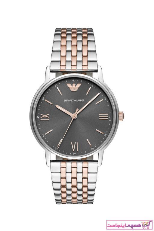 فروش ساعت مردانه اورجینال برند امپریو آرمانی رنگ صورتی ty34320646