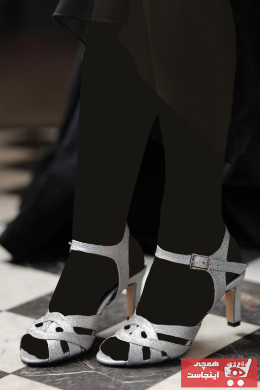 خرید انلاین کفش پاشنه بلند مجلسی زنانه خاص برند Mio Gusto رنگ نقره کد ty34576663