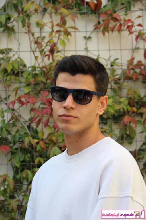 عینک آفتابی خاص برند موستانگ رنگ لاجوردی کد ty34593675