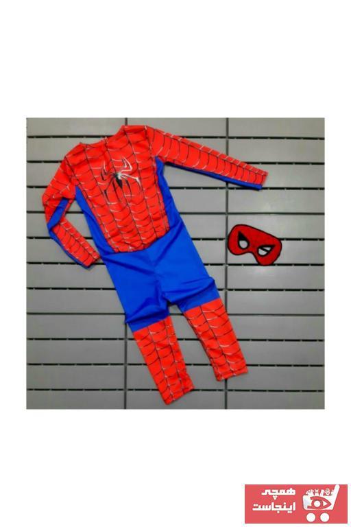 لباس خاص 2021 بچه گانه برند Tarzkids رنگ قرمز ty34609372