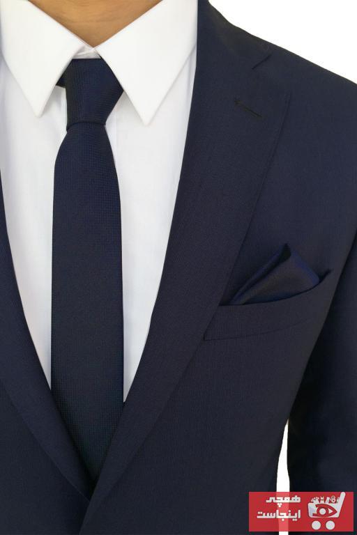 کراوات فروشگاه اینترنتی برند Tezgah İstanbul رنگ لاجوردی کد ty34758297