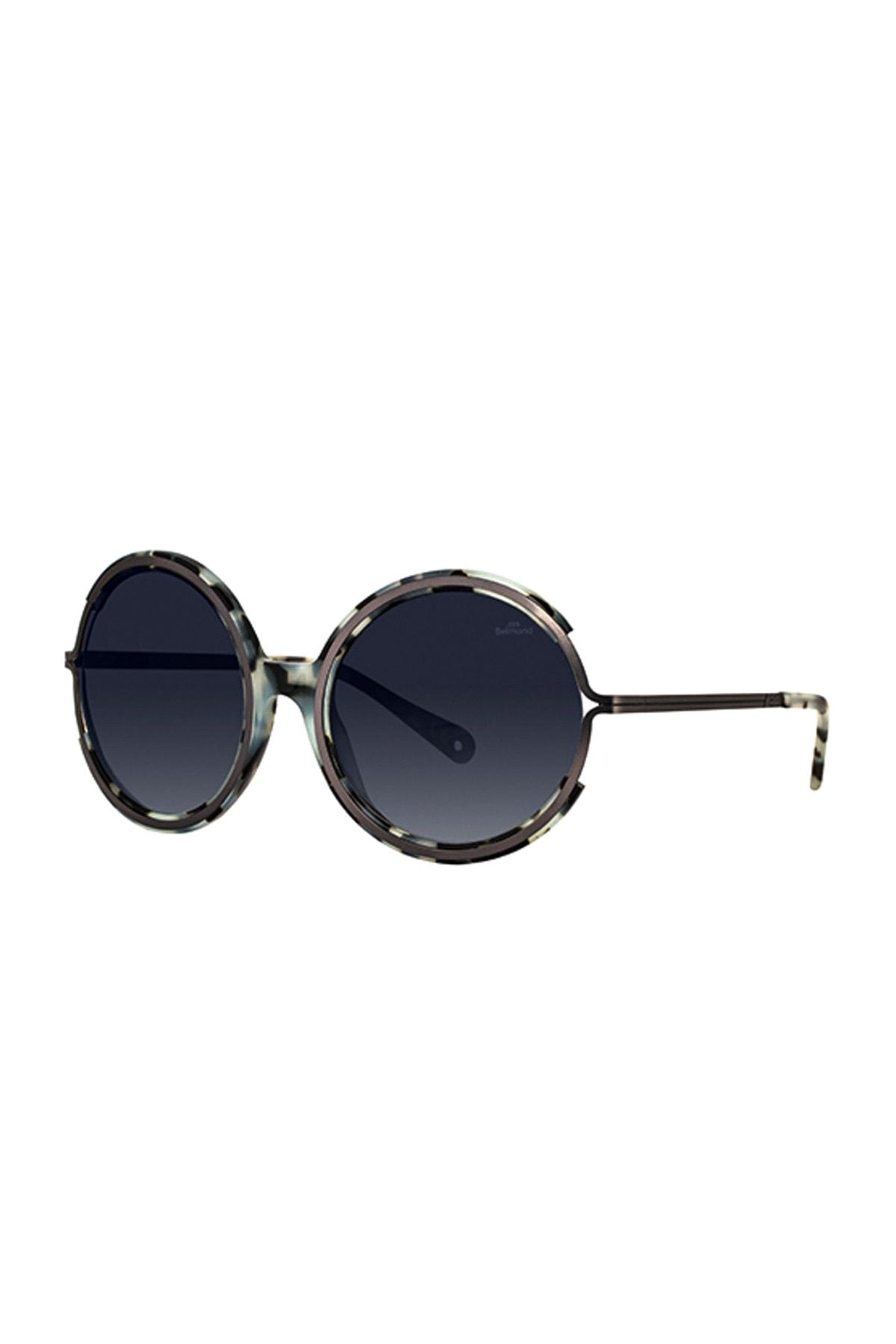 عینک آفتابی فانتزی برند Belmond رنگ نقره ای کد ty34912235
