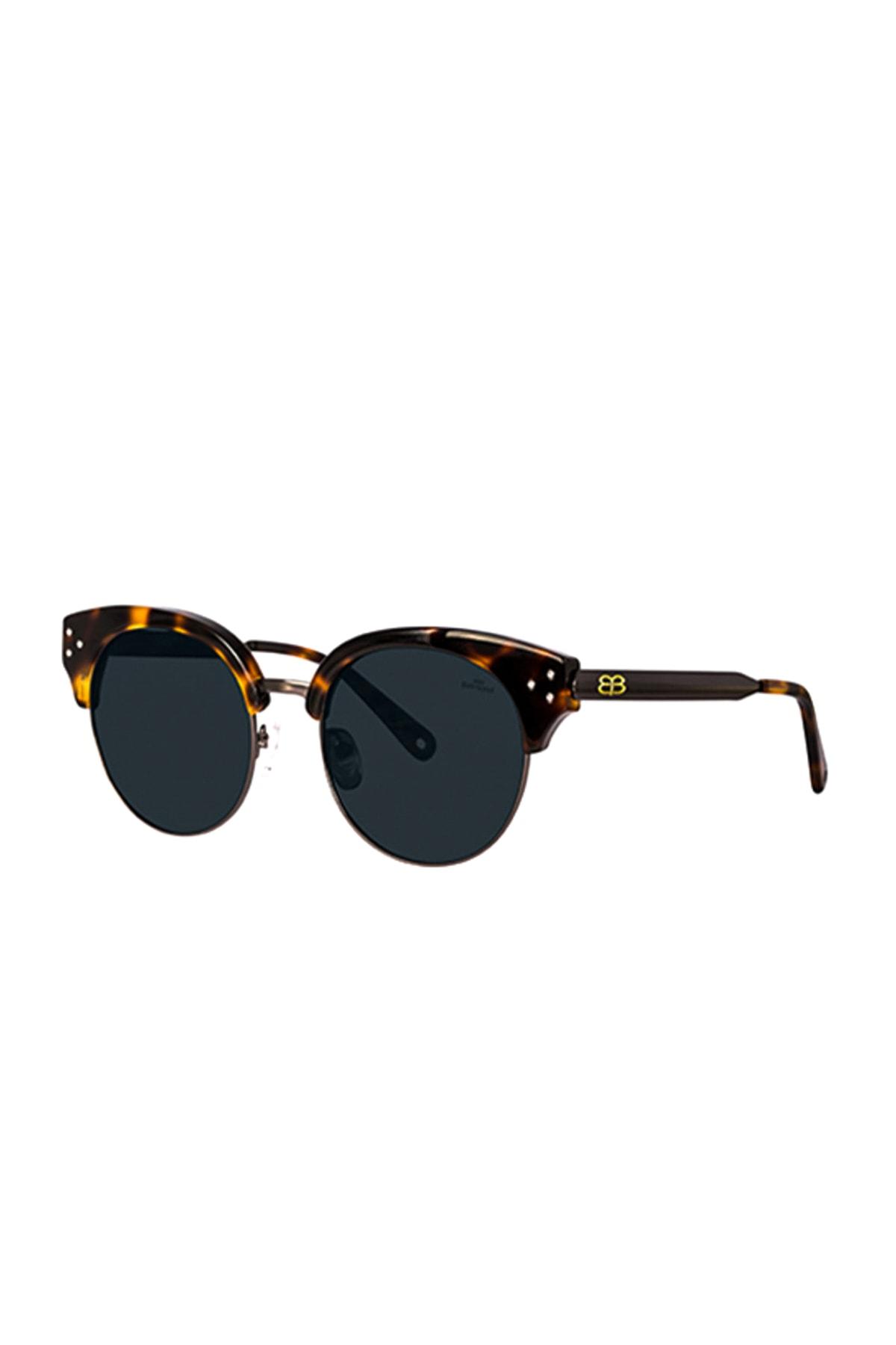 خرید انلاین عینک آفتابی طرح دار برند Belmond رنگ قهوه ای کد ty34921551