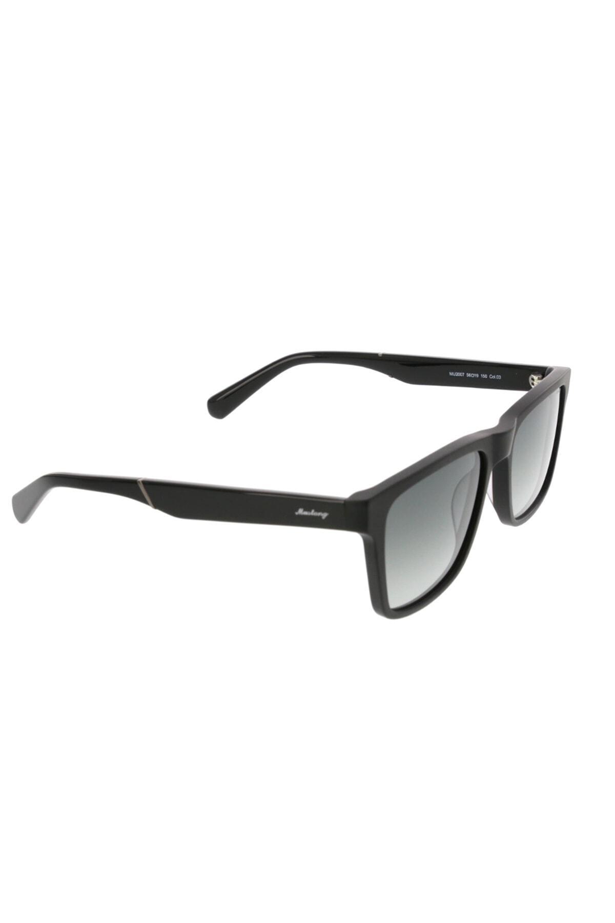 خرید مستقیم عینک دودی جدید برند موستانگ رنگ نقره ای کد ty35106603