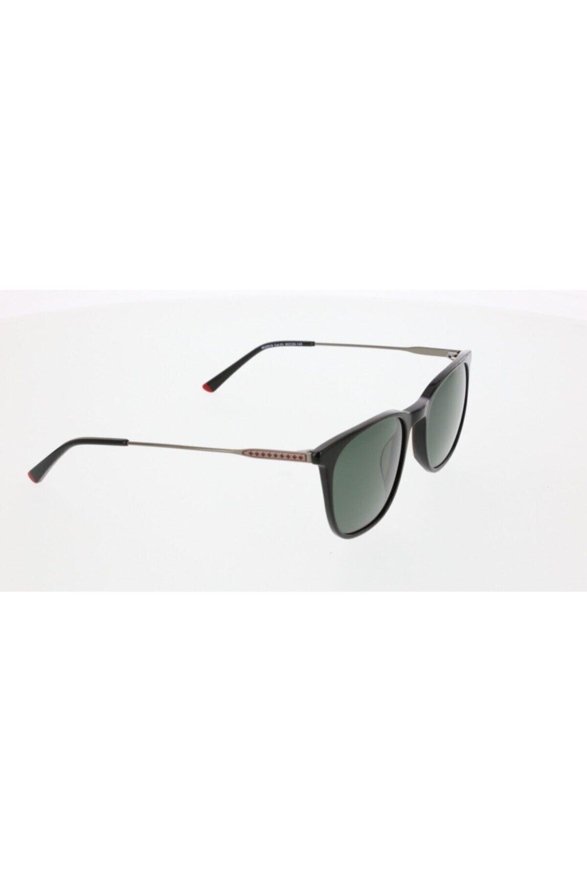 عینک دودی یونیسکس نخ پنبه برند موستانگ رنگ نقره ای کد ty35106628