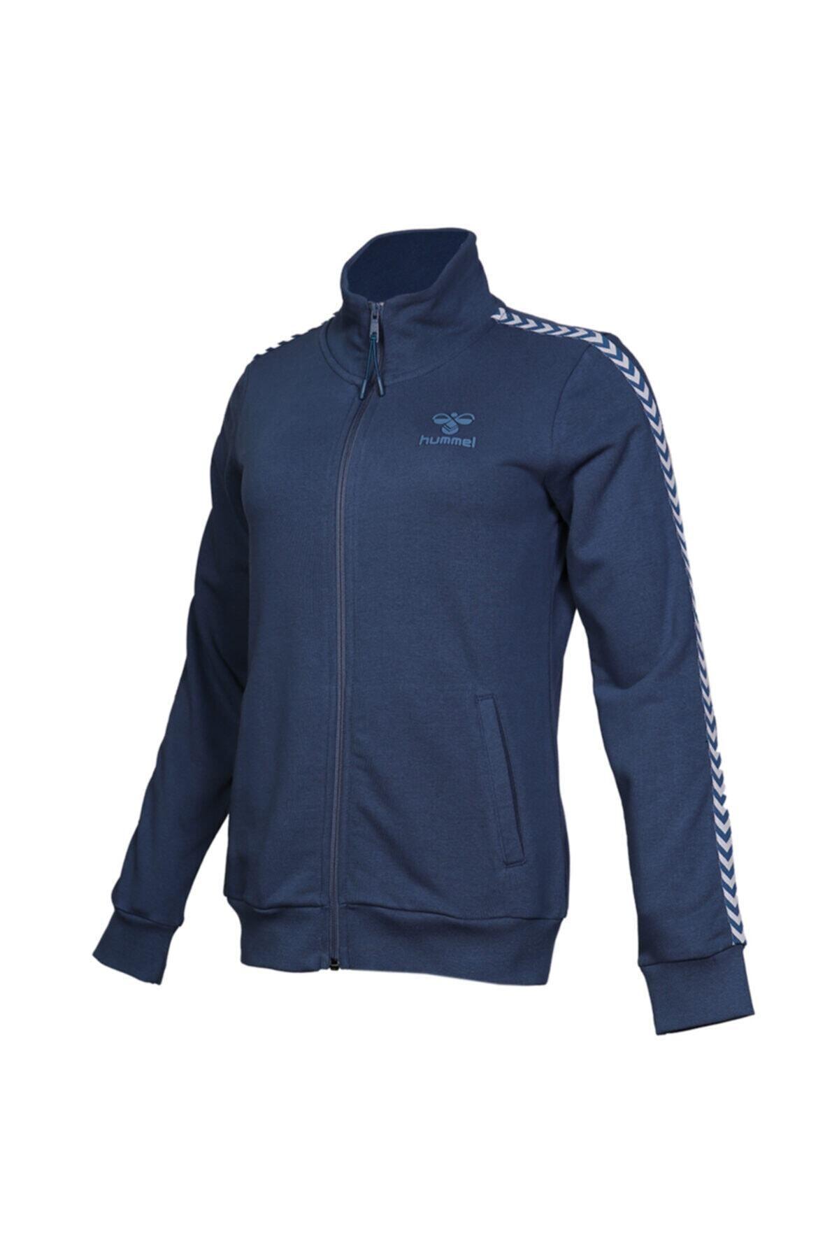 خرید مدل گرمکن ورزشی زنانه مارک هومل رنگ لاجوردی کد ty35109881