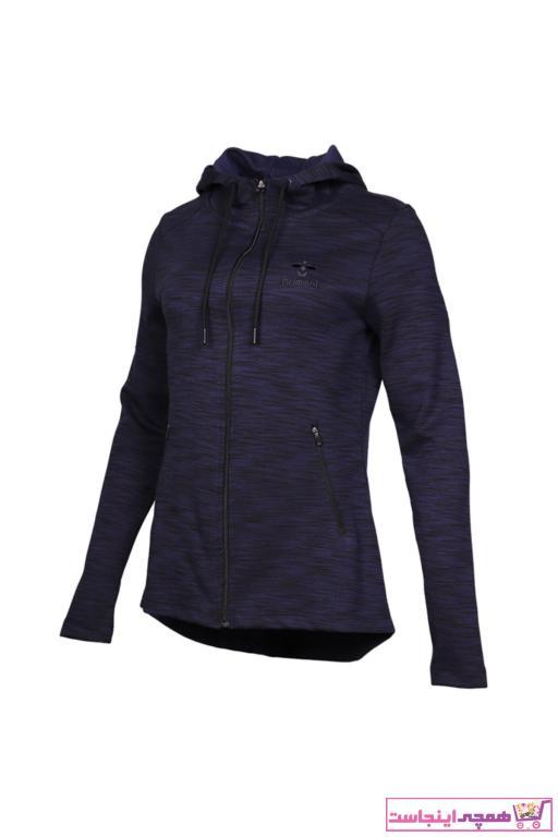 خرید مدل گرمکن ورزشی زنانه برند هومل رنگ لاجوردی کد ty35117680