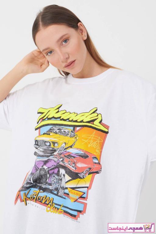 فروش نقدی تیشرت زنانه خاص برند Addax کد ty35250161