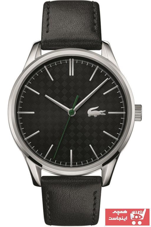 خرید مستقیم ساعت جدید برند لاگوست lacoste رنگ متالیک کد ty35428077