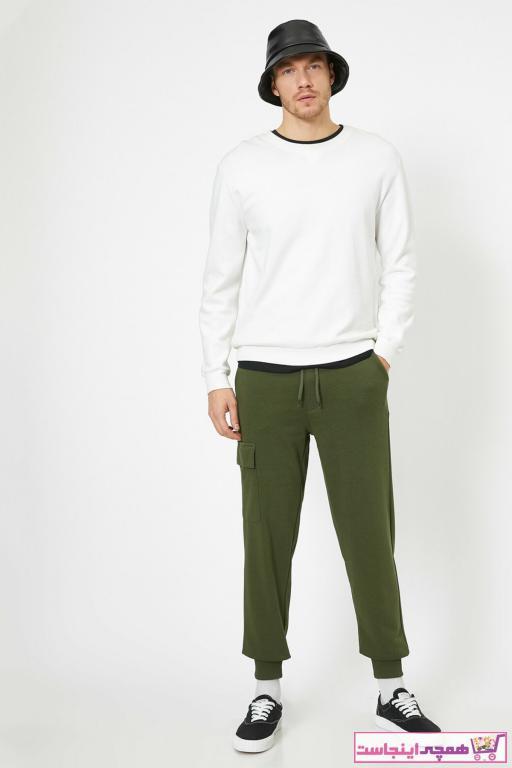 خرید نقدی اسلش شیک برند کوتون رنگ سبز کد ty35457343