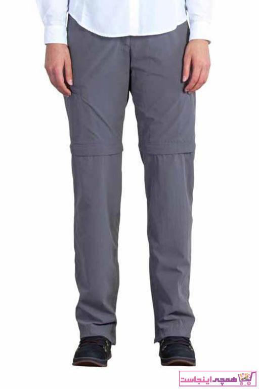 خرید شلوار ورزشی مردانه شیک ارزان برند ExOfficio رنگ نقره ای کد ty3559102